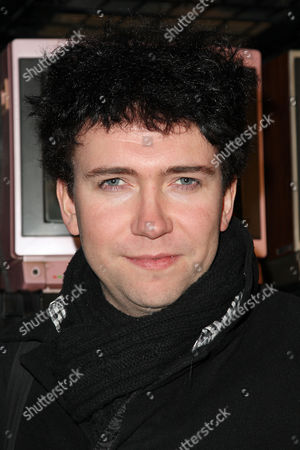 Stock Image of Sune Rose Wagner of the Raveonettes
