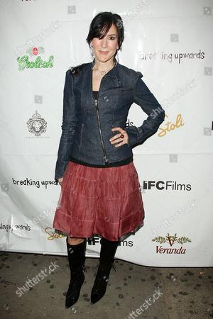 Editorial photo of 'Breaking Upwards' film premiere presented by IFC Films, New York, America - 01 Apr 2010