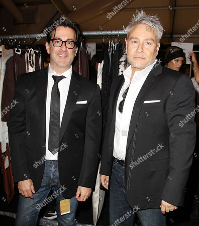 Isaac Franco and Ken Kaufman (Kaufmanfranco Designers)