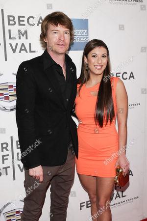 Scott Coffey and Leah Lauren