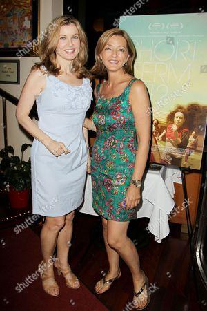 Jodi Applegate and Christine Jansing