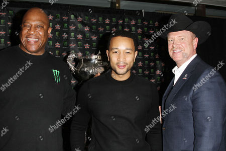 Tommy Lister, John Legend and Jim Haworth