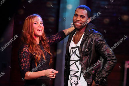 Allison Hagendorf and Jason Derulo