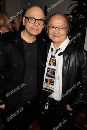 David Lang and Paul Chihara