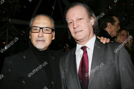 Stock Image of Jerry Inzerillo and Patrick McMullan