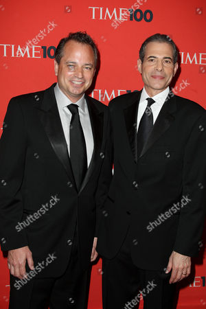 Mark Ford (President TIME Inc.) and Rick Stengel (Managing Editor TIME Magazine)