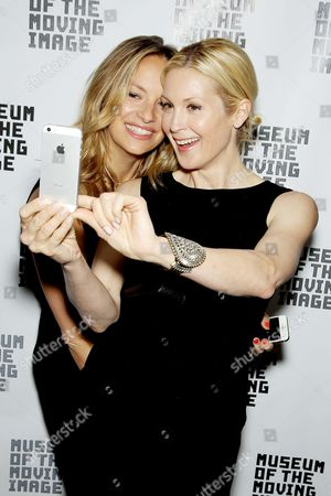 Coralie Charriol Paul and Kelly Rutherford