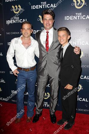 Waylon Payne, Blake Rayne and Noah Urrea