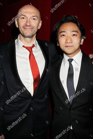 Jonathan Teplitzky and Tanroh Ishida