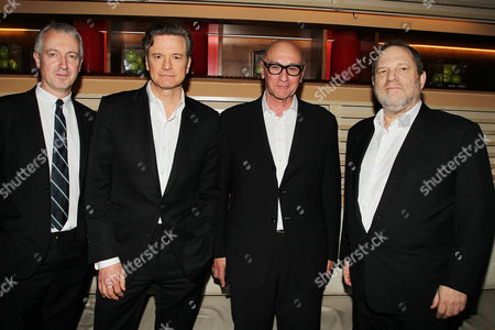 Editorial picture of 'The Railway Man' film premiere after party, New York, America - 07 Apr 2014