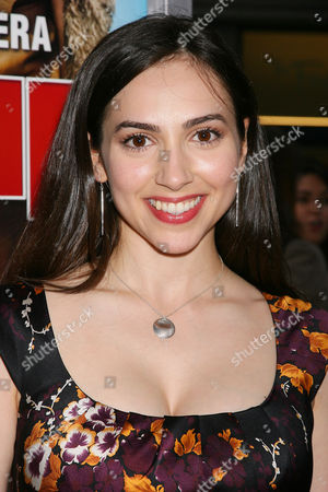 Stock Picture of Eden Riegel