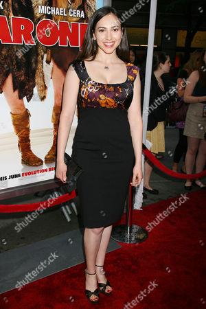 Editorial image of 'Year One' world film premiere, New York, America - 15 Jun 2009