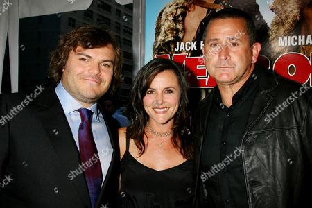 Jack Black, Gia Carides and Anthony La Paglia