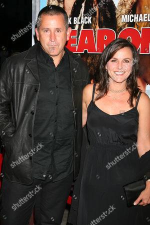 Anthony La Paglia and Gia Carides
