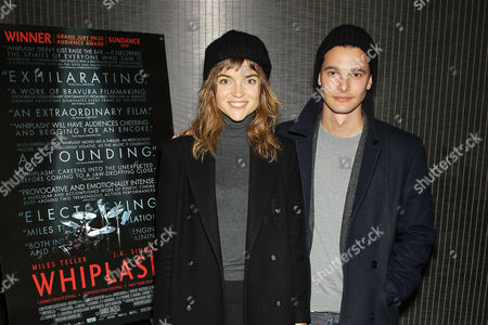 Editorial photo of 'Whiplash' film screening, New York, America - 09 Dec 2014