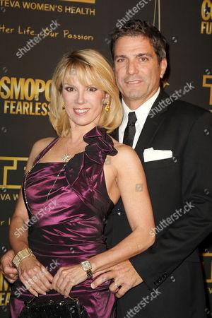 Ramona Singer and Mario Singer