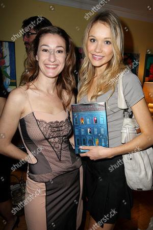 Paula Froelich and Katrina Bowden