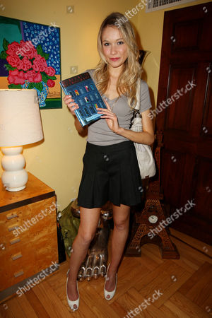 Stock Picture of Katrina Bowden