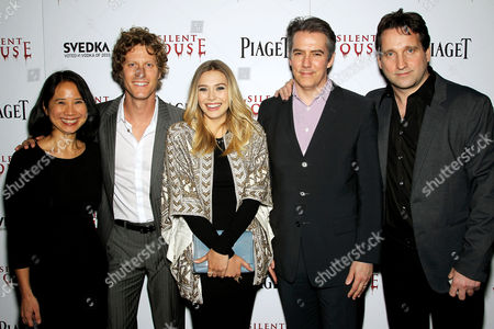 Editorial photo of 'Silent House' film premiere, New York, America - 06 Mar 2012