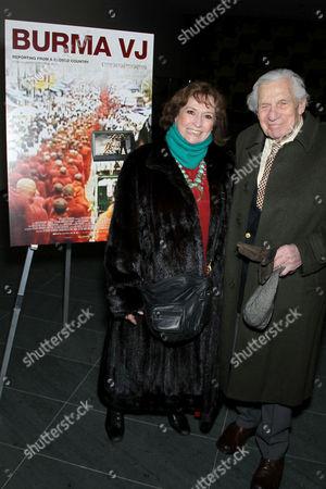 Editorial picture of 'Burma VJ' film screening, New York, America - 18 Feb 2010
