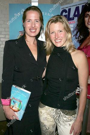 Kristin Gore and Karenna Gore Schiff