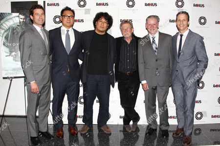 Editorial picture of 'Snowpiercer' film premiere, New York, America - 24 Jun 2014