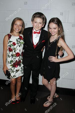 Hannah Alligood, Josiah Cerio, Meg Crosbie
