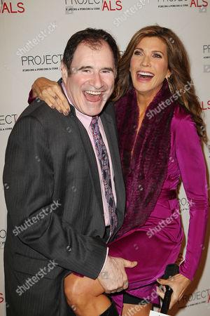 Richard Kind and Julie Moran