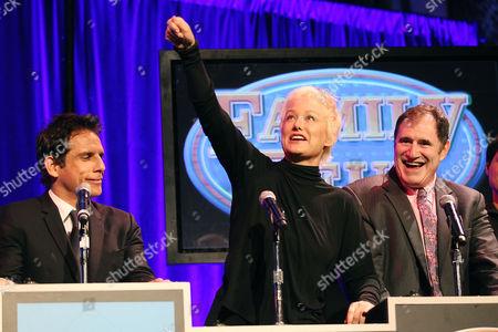 Ben Stiller, Nancy Jarecki and Richard Kind