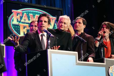 Ben Stiller, Nancy Jarecki, Richard Kind, Michael Ian Black, Gaby Hoffmann