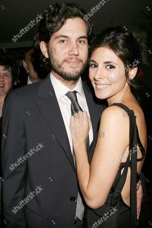 Scott Sartiano and Jamie-Lynn Sigler