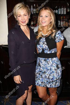 Amy Carlson and Vanessa Ray