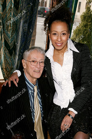 Editorial image of Farley Granger's 'Include Me Out - My Life From Goldwyn To Broadway' book launch party, Jezebel Restaurant, New York, America - 12 Mar 2007