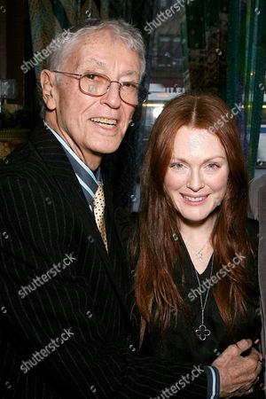Stock Photo of Farley Granger, Julianne Moore