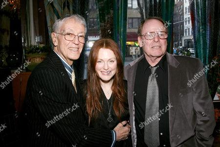 Farley Granger, Julianne Moore, Bob Calhoun