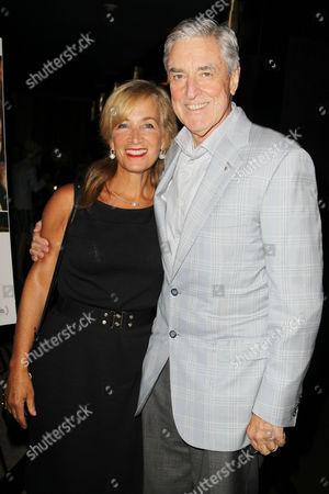 Phillip H. Scanlan (Australian Consul General, New York) with wife
