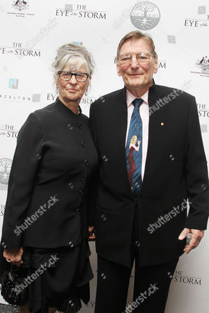 Fred Schepisi with wife Mary Schepisi