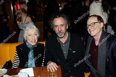 Margaret Keane, Tim Burton (Director), Danny Elfman
