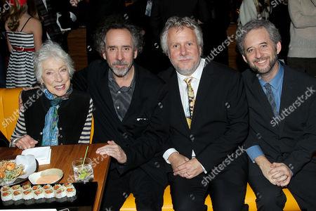 Margaret Keane, Tim Burton (Director), Larry Karaszewski, Scott Alexander (Screenwriters, Producers)
