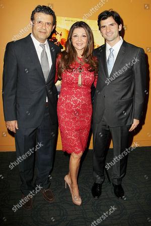 Ozeir Nassery, Sonia Nassery Cole, Chris Cole (Producer)