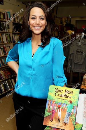 Editorial picture of Louisa Luisi 'Your Best Coaches' book signing at Bookends in New Jersey, America - 17 Dec 2012