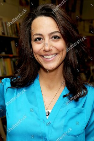 Editorial image of Louisa Luisi 'Your Best Coaches' book signing at Bookends in New Jersey, America - 17 Dec 2012