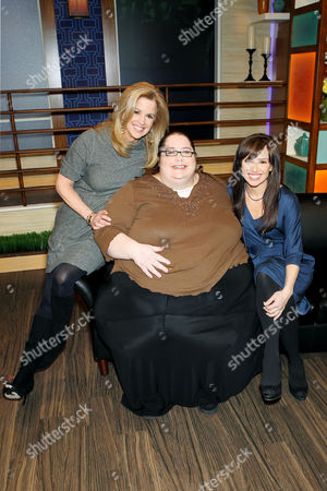 Stock Photo of Jane Hanson, Donna Simpson and Sara Gore