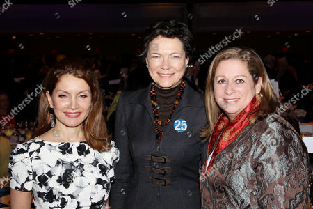 Editorial image of 25th Anniversary New York Women's Foundation, New York, America - 10 May 2012