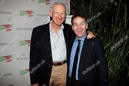 James Rebhorn and Mike Birbiglia