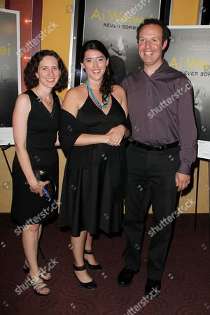 Alison Klayman and family
