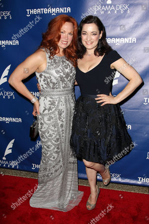 Carolee Carmello and Laura Michelle Kelly