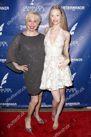 Nancy Opel and Jillian Steward (daughter)