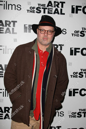 Editorial image of IFC Films' The Art of the Steal' Film Premiere, New York, America - 09 Feb 2010