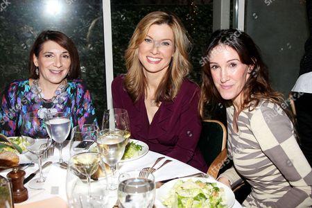 Bonnie Fuller, Jodi Applegate and Rachel Winter